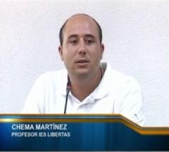 Don Jose Maria Martinez Sirvent Profesor de Historia del IES 1 Libertas de Torrevieja Expedicionario del Tatra I 2012