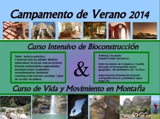 campamentos de verano, en España, 2014